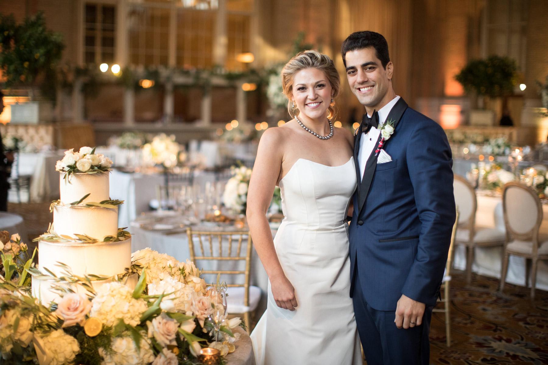Sargon Daniel and Rachel Larson's Wedding at Union Station