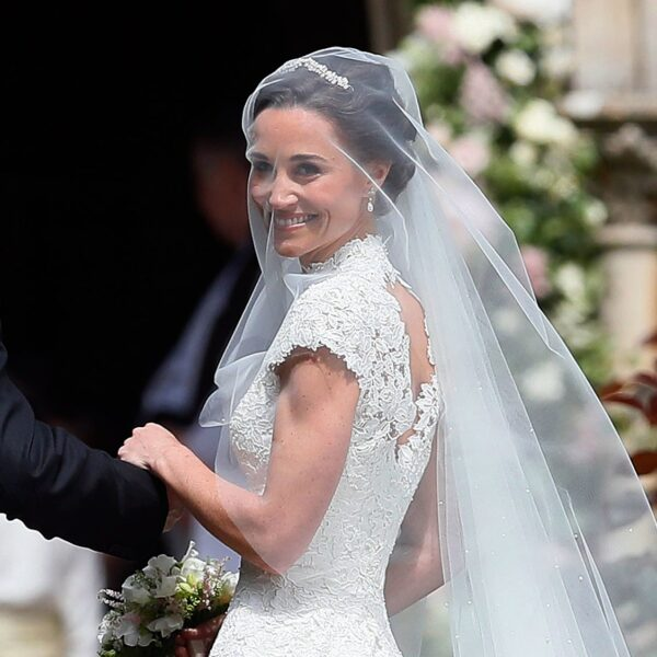 Pippa Middleton Wedding Reception Dress: You Too Can Have Pippa Middleton's Perfectly Toned Arms